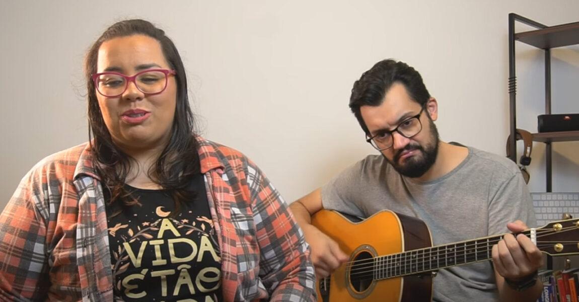 Acompanhe o Salmo de Domingo em nosso Youtube