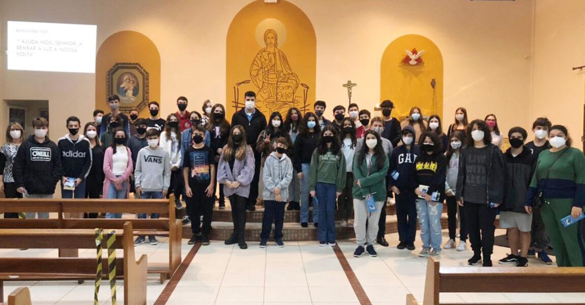Retiro Penitencial dos Jovens da Paróquia Sant'Ana