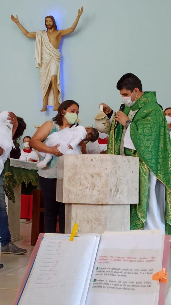 Batizados 18 e 19/9