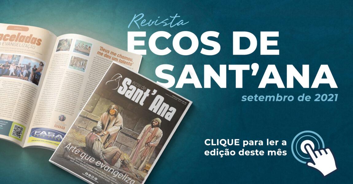 Revista Ecos de Sant'Ana – Edição Setembro